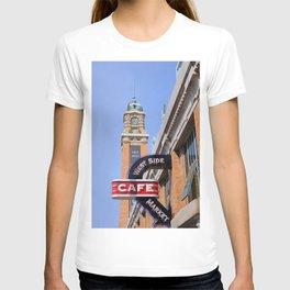 Cleveland West Side Market T-shirt