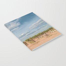 Arizona Vineyard View Notebook