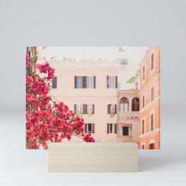 Springtime in Rome Mini Art Print