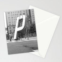 (P)NB –Philadelphia Stationery Cards