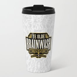 Ye Olde BRAINWASH Travel Mug