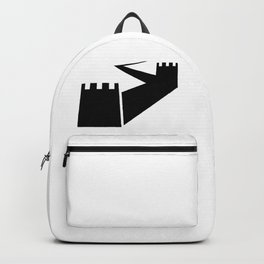 Great Wall Silhouette Backpack