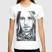 jared leto T-shirts featuring Jared Leto by ShayMacMorran