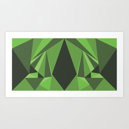 In to the Wild Art Print
