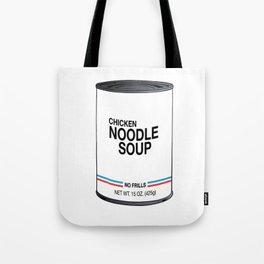 02 Chicken Noodle Tote Bag