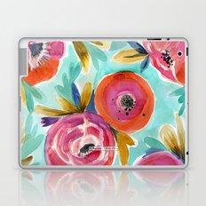 Rain Flower Laptop & iPad Skin