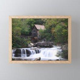 Grist Mill Framed Mini Art Print