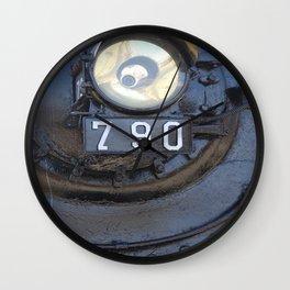 Lokomotive No 790 - Illinois Central Wall Clock