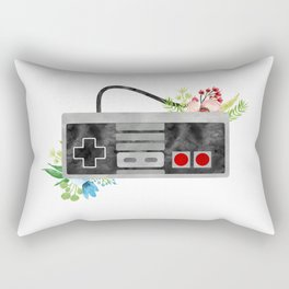 Here We Are Now, Entertain NES Rectangular Pillow