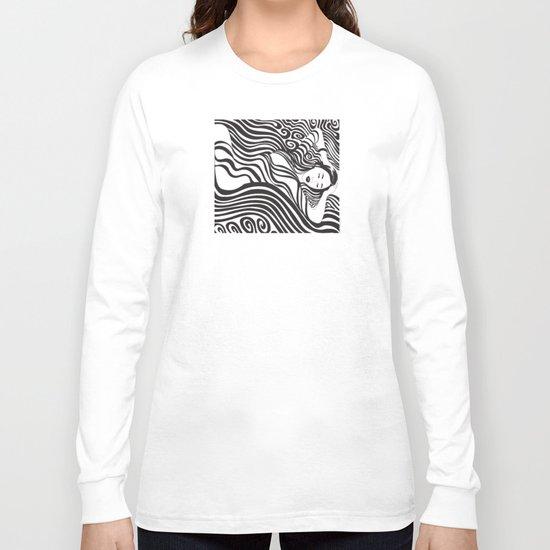 Water Nymph XXVII Long Sleeve T-shirt