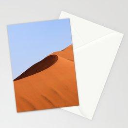 Sand Dunes Namibia Stationery Cards