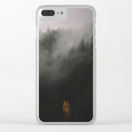 McKenzie river Clear iPhone Case