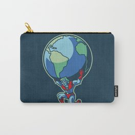 The Weight of the World Carry-All Pouch