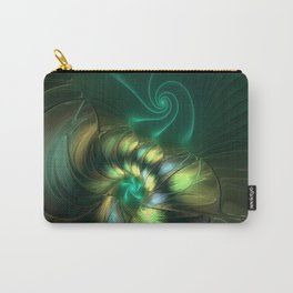 Fractal Fantasia, Radiant And Magical Carry-All Pouch