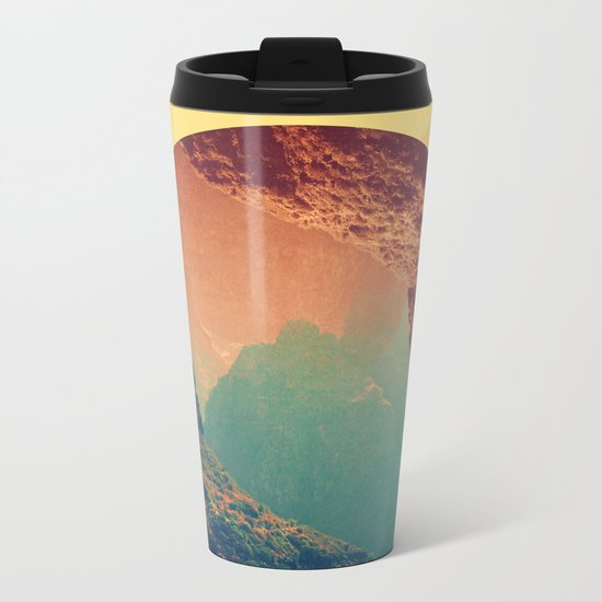 Esfera Metal Travel Mug