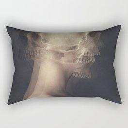 Thanatic Manifestation Rectangular Pillow