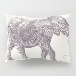 BALLPEN ELEPHANT 14 Pillow Sham