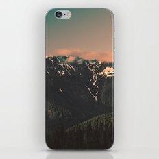 Good Morning, Cascadia iPhone Skin