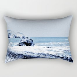 The rock Rectangular Pillow
