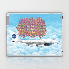 Happy Plane Laptop & iPad Skin