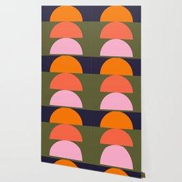 Spring- Pantone Warm color 03 Wallpaper