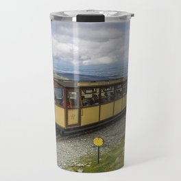 Train To Snowdon Travel Mug