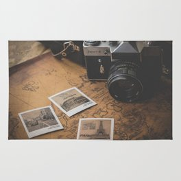 Pure Wanderlust (Photographs Traveling the World) Rug