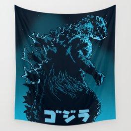 Godzilla 1954 Wall Tapestry