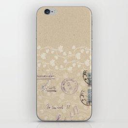 c9 iPhone Skin