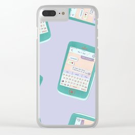 Wholesome iPhones Clear iPhone Case