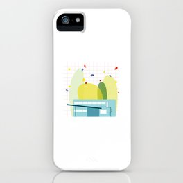 architecture - walter gropius iPhone Case