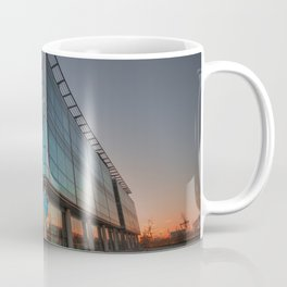 Glass structure, Hull, England. Coffee Mug