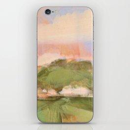 Joyous oaks iPhone Skin