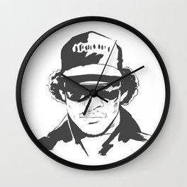 Eazy Duz It Wall Clock