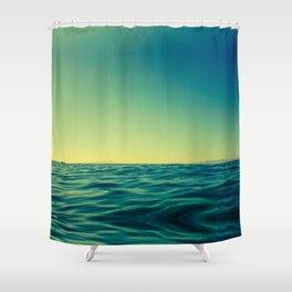ahead gr. Shower Curtain
