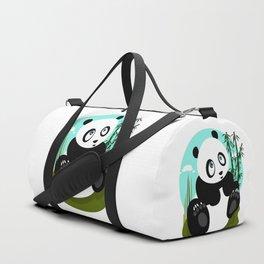 Baby Panda Duffle Bag