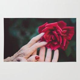 Mignonne allons voir si la rose Rug