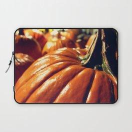 Shiny Pumpkins Laptop Sleeve
