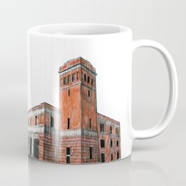 FIRE STATION NO. 3 Coffee Mug