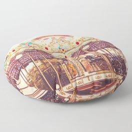 Carousel Floor Pillow