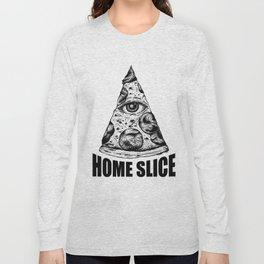 Home Slice Long Sleeve T-shirt