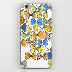 More Bows & Butterflies iPhone & iPod Skin