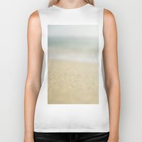 sand Biker Tanks featuring Sand by Pure Nature Photos