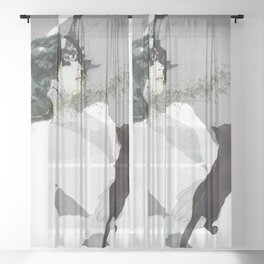 PHOTON Sheer Curtain