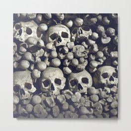 Bored to death Metal Print