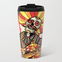 Mariachi Metal Travel Mug