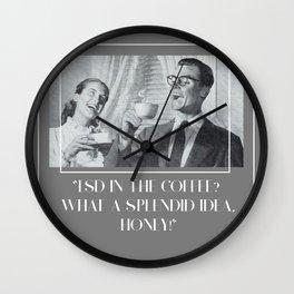 Splendid Idea Wall Clock