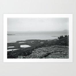 Iceland 2 Art Print