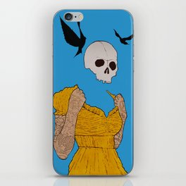 evil dead. iPhone Skin