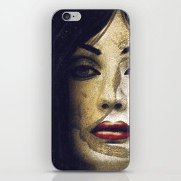 Gilt iPhone Skin